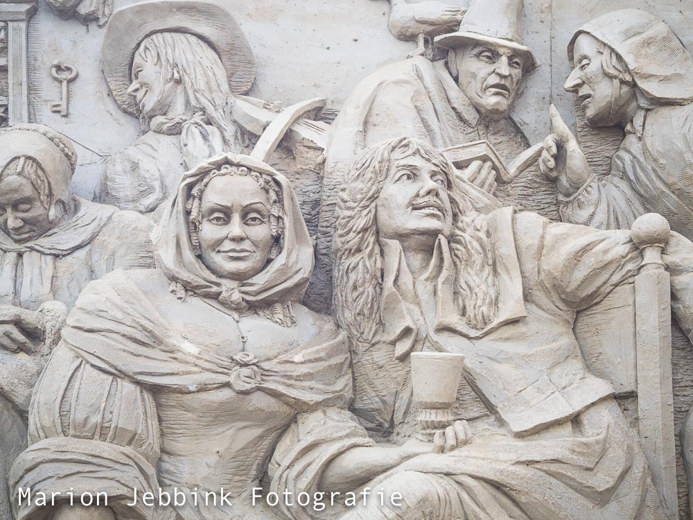 Zandsculpturen Garderen Marion Jebbink Fotografie Nederlandse fotograaf Dutch Photographer