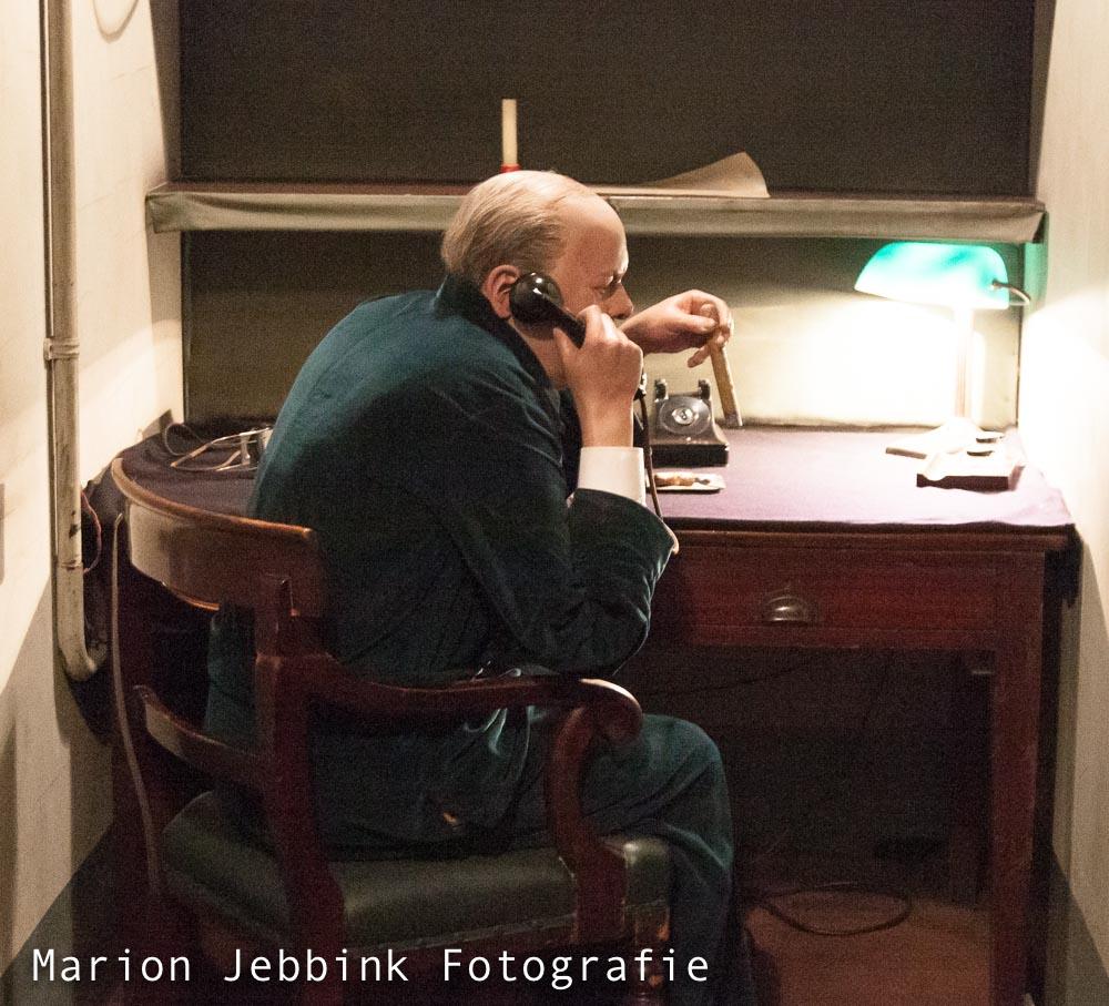 Churchill War rooms Londen Engeland WW2 Marion Jebbink Fotografie Gemert Nederlandse fotograaf Dutch Photographer
